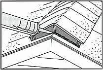 Монтаж системы вентиляции крыши
